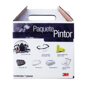 KIT DE SEGURIDAD 3M