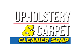 UPHOLSTERY & CARPET CLEANER SOAP