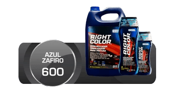 azul zafiro 600, right color, marflo