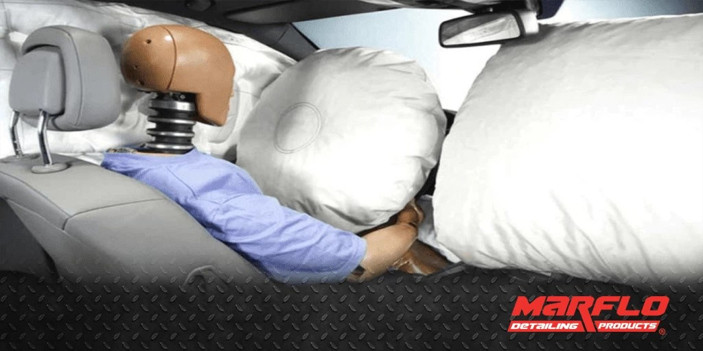 Airbags post