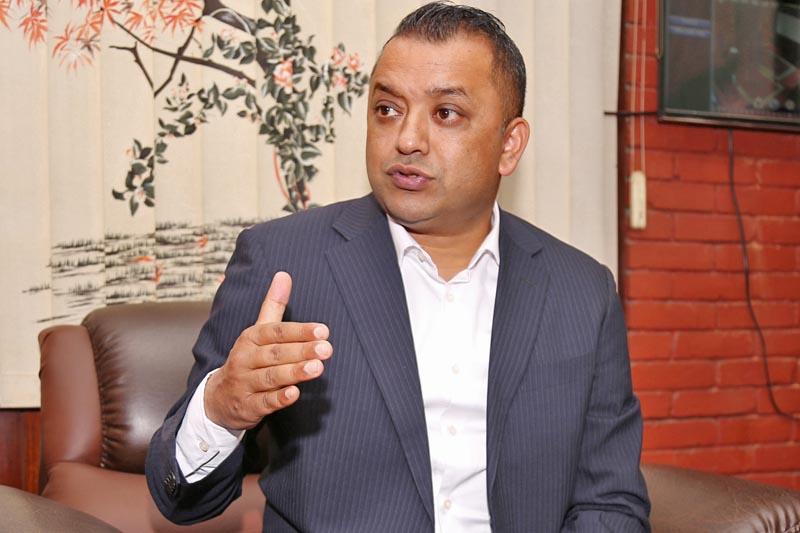 'स्थापितले आरोप प्रमाणित गरून्, म उम्मेद्वारी त्यागिदिन्छु' – गगन थापा (भिडियाे)
