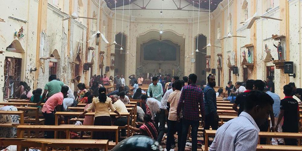 श्रीलङ्काका बिस्फोट ३ चर्च र ३ होटलमा बिस्फोट मृत्यु हुनेको संख्या १३८ पुग्यो, ४ सय बढी घाइते मृत्यु