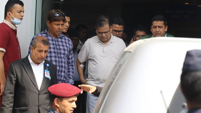 पूर्वसभामुख कृष्णबहादुर महरालाई पुर्पक्षका लागि थुनामा पठाउन आदेश