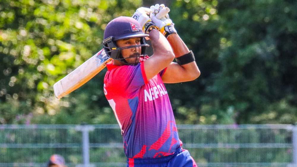 नेपाली क्रिकेट राष्ट्रिय टिमको कप्तानी किन छोडे पारस खड्काले