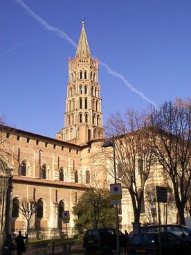 The Cathedral of Saint Sernin