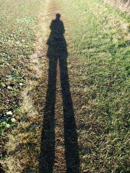 Eleven o'clock shadow