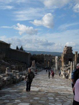 Curetes Way: Ephesus' main street