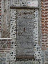 An old doorway.