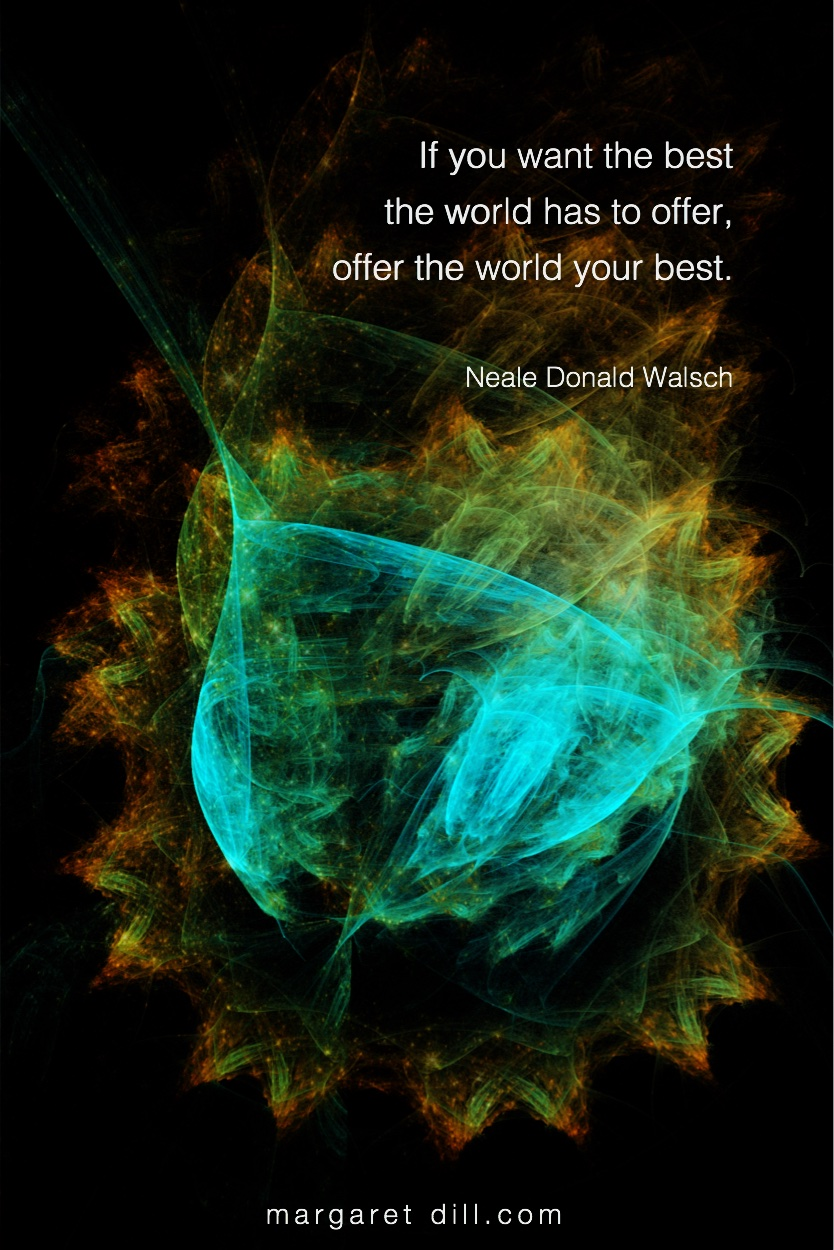If you want- Neale Donald Walsch #NealeDonaldWalsch #Wisdom  #MotivationalQuote  #Inspirational Quote   #LifeQuotes  #LeadershipQuotes #PositiveQuotes  #SuccessQuotes