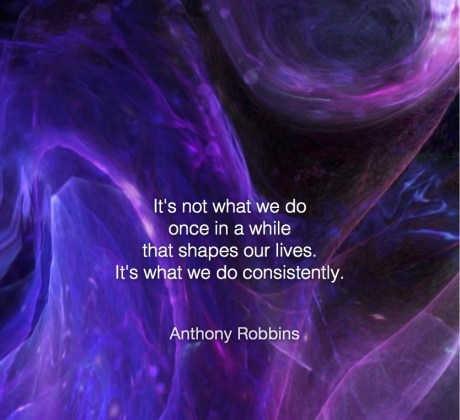 It's not what we do - Anthony Robbins #Wisdom #MotivationalQuote #Inspirational Quote #TonyRobbin #LifeQuotes #LeadershipQuotes #PositiveQuotes #SuccessQuotes