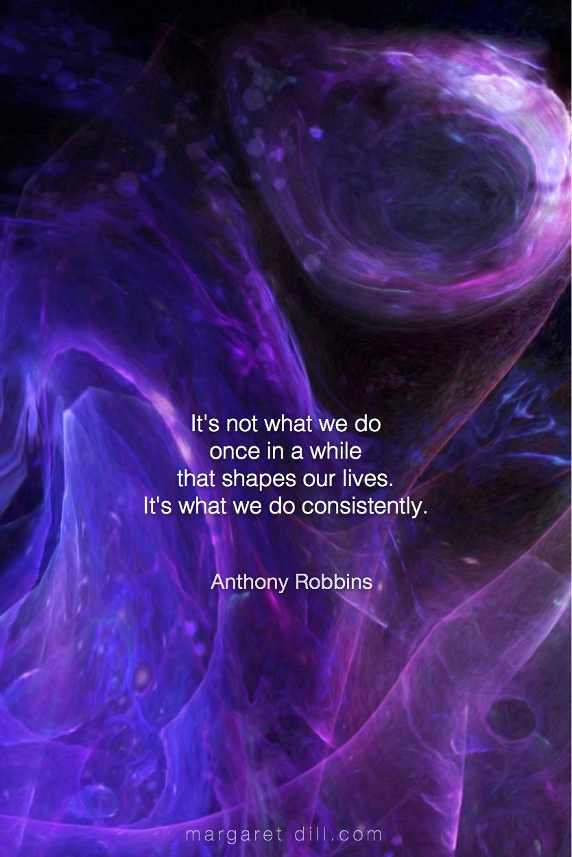 It's not what we do - Anthony Robbins #Wisdom  #MotivationalQuote  #Inspirational Quote  #TonyRobbin  #LifeQuotes  #LeadershipQuotes #PositiveQuotes  #SuccessQuotes