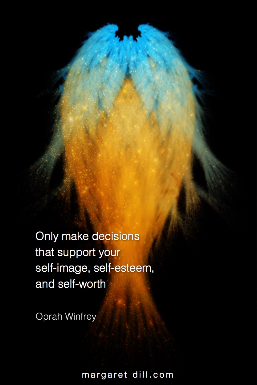 Only make decisions - Oprah Winfrey #Wisdom  #MotivationalQuote  #Inspirational Quote  #OprahWinfrey  #LifeQuotes  #LeadershipQuotes #PositiveQuotes  #SuccessQuotes