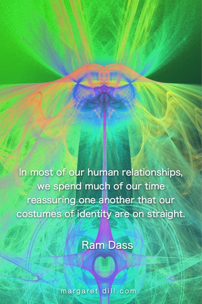 human relationships- Ram Dass