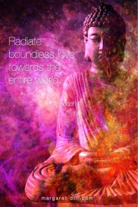 Boundless Love- Buddha