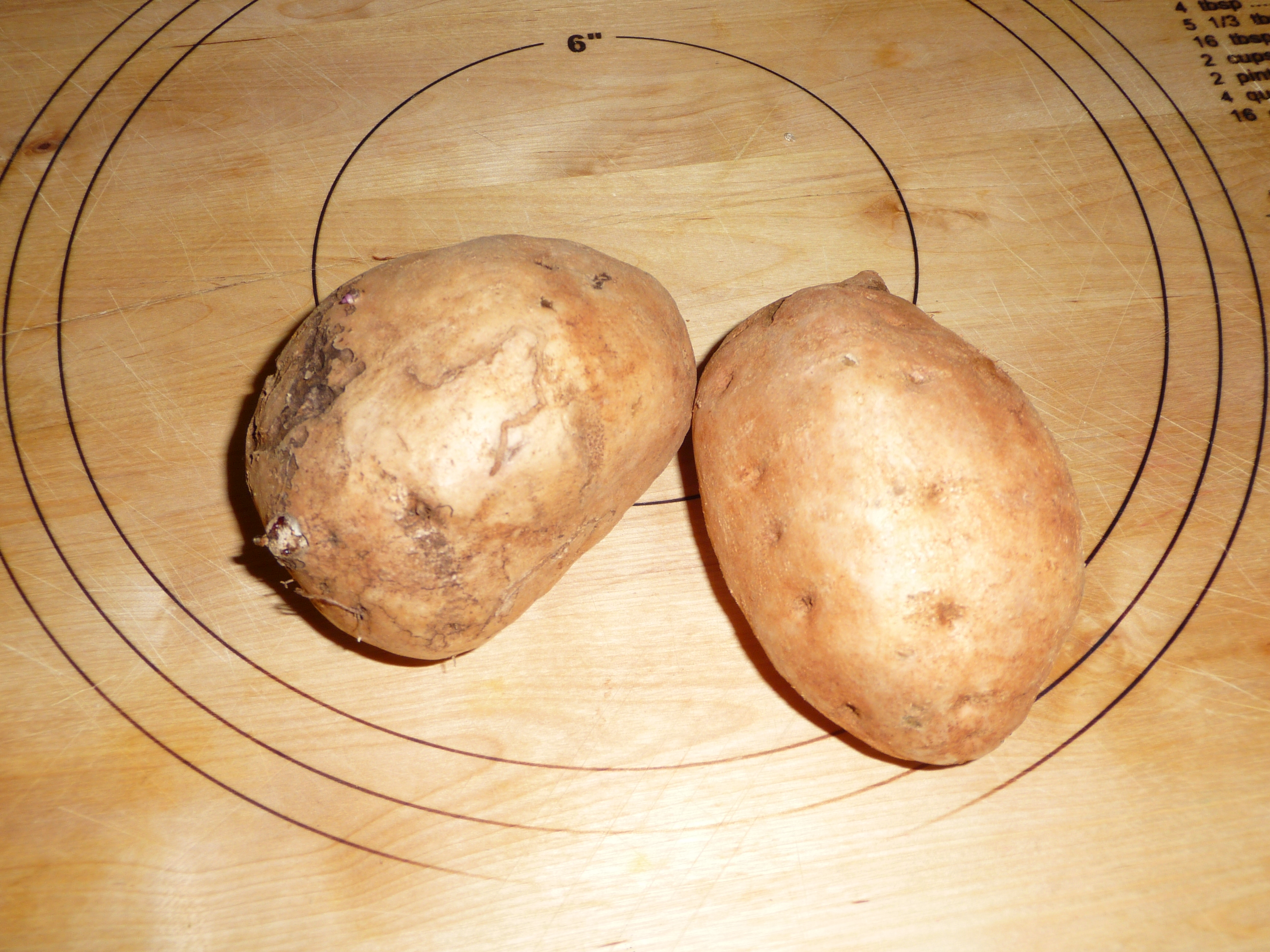 Okinawan potatoes