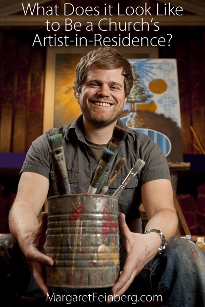 What Does it Look Like to Be a Church's Artist-in-Residence? An Interview with Scott Erickson