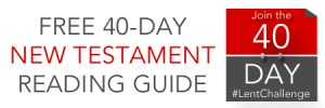 Free 40-Day New Testament Reading Guide