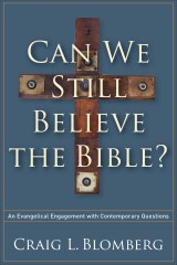 Dr. Craig Blomberg Answers 5 Difficult Bible Questions
