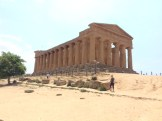 Agrigento's Valley of the Temples.