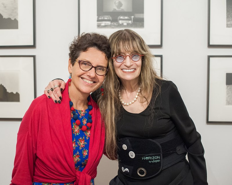 Margaret Fox and Marcia Resnick