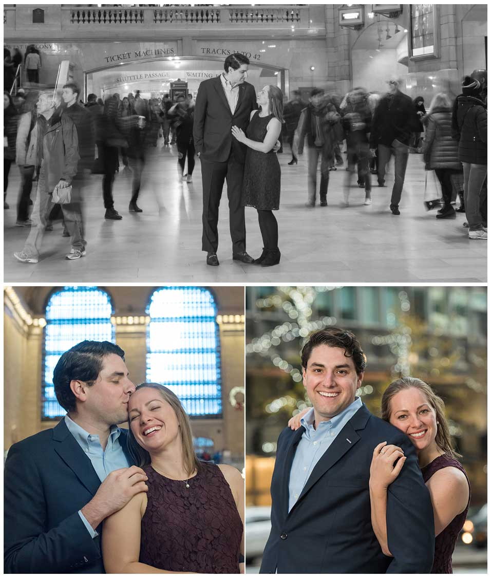 Grand Central Romancing
