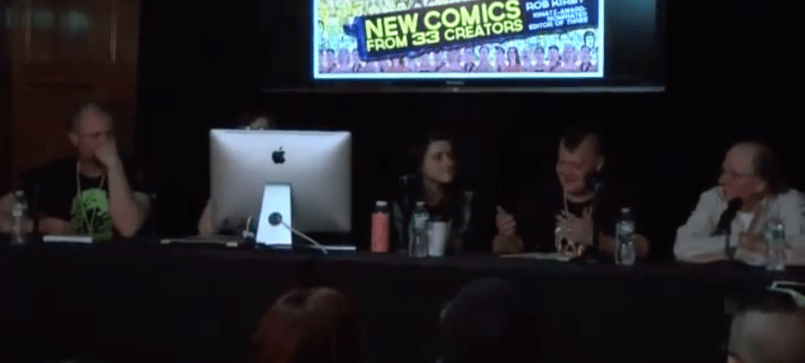 Video: How Comics Are Queer (MoCCA Arts Fest 2014)