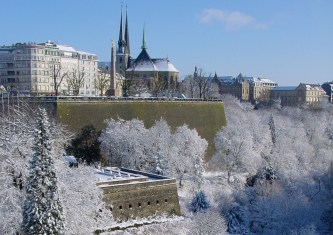 Luxembourg City: Christmas & Winter by Europe Video Productions
