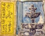 Yellow Fountain
