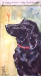 Ever Hopeful! Watercolor  5x8 $125
