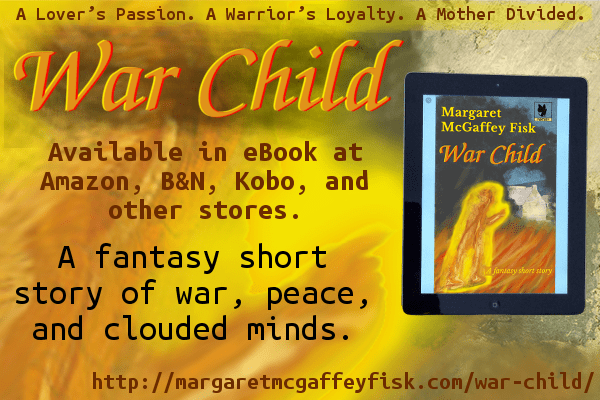 War Child: A Fantasy Short Story