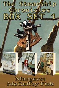 The Steamship Chronicles, Box Set 1