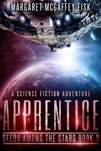 Apprentice (Seeds Among the Stars)  eBook Cover