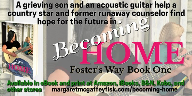 Becoming Home, Foster's Way Book 1