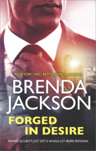 Forged in Desire by Brenda Jackson