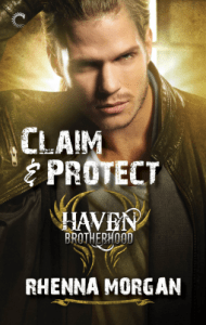 Claim and Protect by Rhenna Morgan