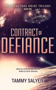 Contract of Defiance by Tammy Salyer