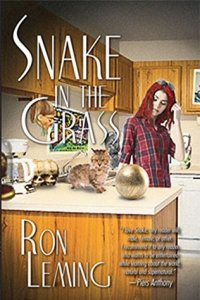 Snake in the Grass by Ron Leming