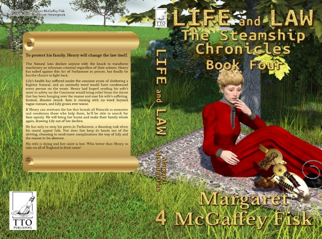 Life and Law full cover