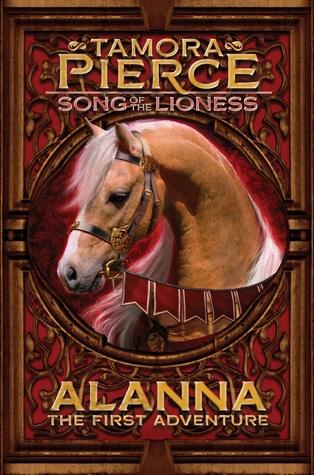 Alanna: The First Adventure by Tamora Pierce
