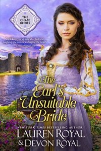 The Earl's Unsuitable Bride by Lauren Royal and Devon Royal