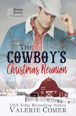 The Cowboy's Christmas Reunion by Valerie Comer