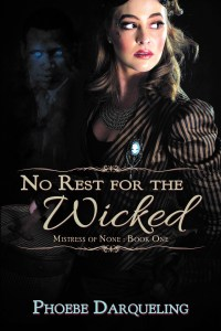 No Rest for the Wicked by Phoebe Darqueling