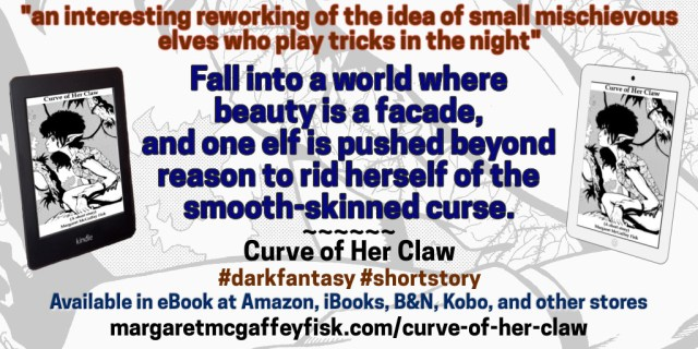 Curve of Her Claw ~ a dark fantasy short story