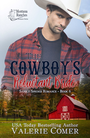 The Cowboy's Reluctant Bride by Valerie Comer