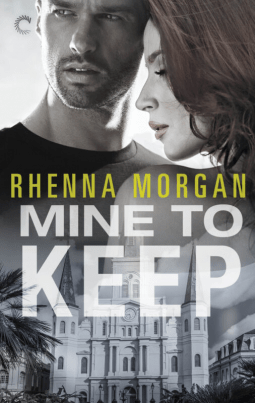 Mine to Keep by Rhenna Morgan Cover Art