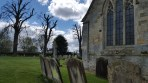 Church, Icknield Trail, Bedfordshire