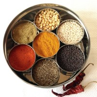 What's in My Masala Dabba (Indian Spice Box)