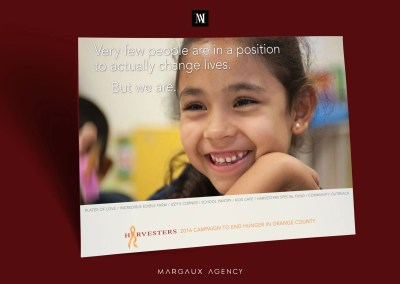 Orange County Marketing Agency for NonProfits | Margaux Agency