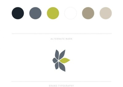 Landscape Architecture Firm Logo and Branding