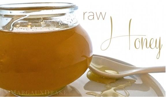 Raw Honey FINAL- Margaux Drake